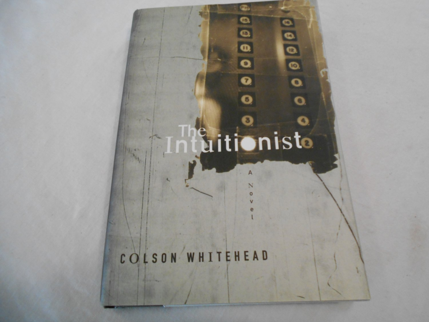 The Intuitionist by Colson Whitehead (1999) (GR4) Science Fiction, Mystery