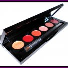SHEER COVER Modern Neutrals Lipgloss Palette~Comes with 6 lip shades NEW