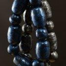 Image Dark Grey & Dark Blue Pack of 2 Bracelets