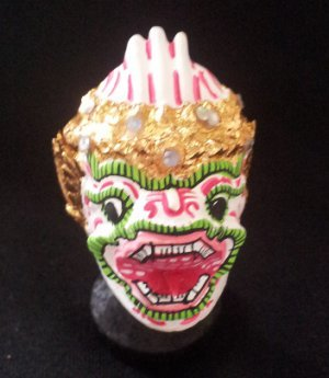 THAI KHON HANUMAN MASK
