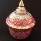 Covered Bowl Art Thai #2