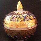Covered Bowl Art Thai #7