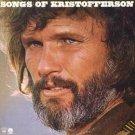 Kris Kristofferson LP (LP117)