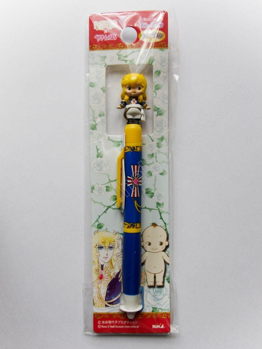 THE ROSE OF VERSAILLES LADY OSCAR KEWPIE AUTOMATIC PENCIL 2008 NEW