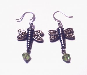 Lime Dangle Dragonfly