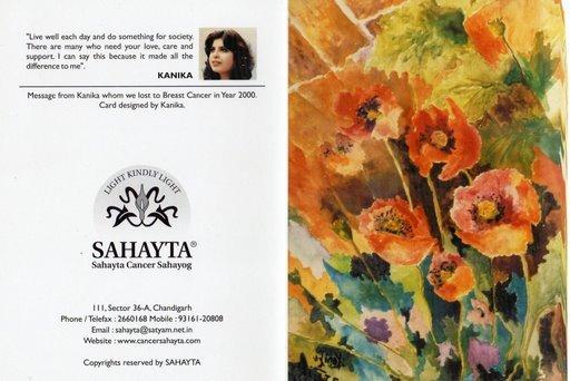 Impressionist Flowers - 5 Pack
