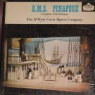 H.M.S. Pinafore (Complete With Dialogue) - The D'Oyly Carte Opera Company - London Records LP