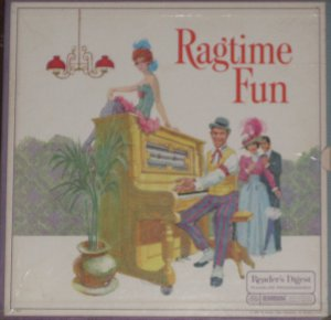 Ragtime Fun - Reader's Digest 4 LP Set