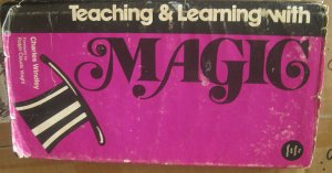 Teaching And Learning With Magic - Charles Windley - Acroolis Books 1976 1st Ed