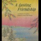A Lasting Frienship - Susan Polis Schutz - Blue Mountain Press