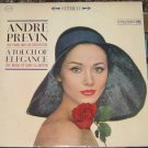 Andre Previn - A touch of Elegance - Columbia CS 8449