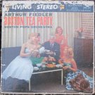 Arthur Fielder, Boston Pops Orchestra - Boston Tea Party - RCA Victor LSC2213 Red Seal