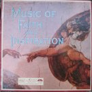 Music of Faith and Inspiration - Reader's Digest 3 LP Box Set RD41-m
