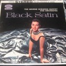 Black Satin - The George Shearing Quintet and Orchestra - Capitol LP ST858