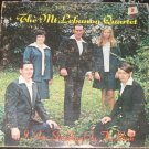 The Mt. Lebanon Quartet - I Am Standing on the Rock - Rose Records 37525