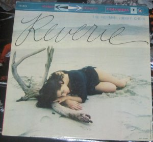 Reverie - The Norman Luboff Choir - Columbia LP CS 8074