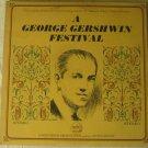 A George Gershwin Festival - Longines Symphonette 2 LP set LWS 227