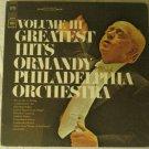 Greatest Hits Volume III - Ormandy Philadelphia Orchestra - Columbia Masterworks MS 7072