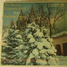The Mormon Tabernacle Choir Sings Christmas Carols - Columbia Masterworks LP ML 5222