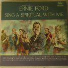 Tennessee Ernie Ford - Sing A Spiritual With Me - Capitol Records Song Book Edition - TAO-1434