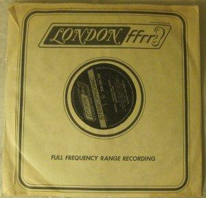 Tristan Und Isolde - Project - September 1960 - London FFrr (Decca) Import DEM/OSA.1502
