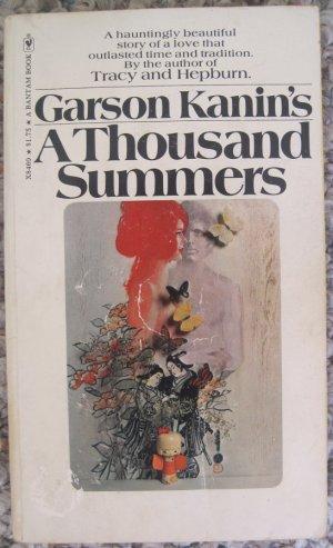 A Thousand Summers - Garson Kanin - Random House Paperback 1974