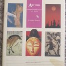 Artemis Goddess of the Hunt and Moon - Manuela Mascetti - The Little Wisdom Library Chronicle Books