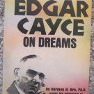 Edgar Cayce On Dreams - Harmon H. Bro - The Paperback Library1971