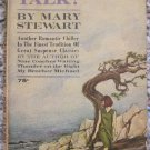 Madam, Will You Talk? - Mary Stewart Fawcett Crest Books paperback T1212