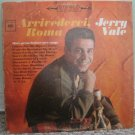 Jerry Vale - Arrivederci, Roma - Columbia LP CS 8755