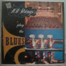 101 Strings Play the Blues - Somerset LP SF-5800