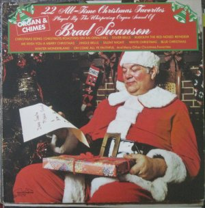 22 All-Time Christmas Favorites - Brad Swanson - Thunderbird Records LP THS 9019