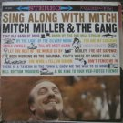 Sing Along with Mitch Miller & the Gang - Gatefold Columbia LP CS 8004