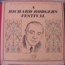 A Richard Rodgers Festival - Longines Symphonette Double LP LWS-237