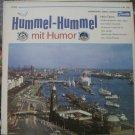 Hummel-Hummel mit Humor - Fiesta International Series / German LP FLPS 1526
