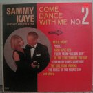 Sammy Kaye and his Orchestra - Come Dance With Me No. 2 - Decca LP DL 4590