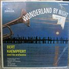 Wonderland By Night - Burt Kaempfert and his Orchestra - Decca Records LP DL 74101