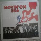 Movin' On USA - Harrowgate Stringband Bicentennial Champions - Quad Studios LP Stereo HSB 1A/1B