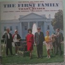 The First Family - Featuring Vaughn Meader - Cadence Comedy LP CLP 25060