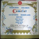 Camelot - Original Broadway Cast Recording - Richard Burton, Julie Andrews - Columbia KOL 5620