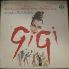 Gigi - Original Cast Sound Track Album - MGM Records LP E 3641ST