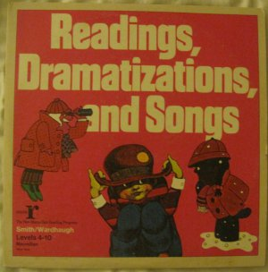 Readings, Dramatizations, and Songs - Macmillan Educational Double LP154446