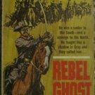 Rebel Ghost - Ray Hogan MacFadden Books Paperback 1964