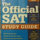 The Official SAT Study Guide (2005) - CollegeBoard SAT Large Paperback 2005