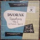 Dvorak Symphony No. 2 in D Minor, Opus 70 - The Berlin Philharmonic Orchestra - Urania LP URLP 7015