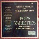 Arthur Fiedler and the Boston Pops - Pops Varieties - Reader's Digest 9 LP  Box Set