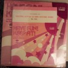 Jacki Sorensen Presents Have Fun! Keep Fit! California Recording Studios LP 1120