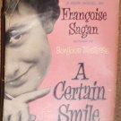 Francoise Sagan - A Certain Smile - E.P. Dutton & Co. Hardback 1956