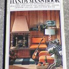 Better Homes and Gardens Handyman's Book - Bantam Paperback 1970