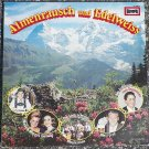 Almenrausch und Edelweiss - Europa German LP 111059.4
